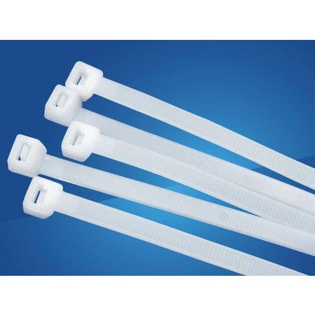 Universeel Tie-Wrap, eenvoudige en snelle kabelbinder. 100 stuks per verpakking