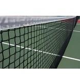 Universeel Tennisnet budget uitvoering, geknoopt polypropyleen