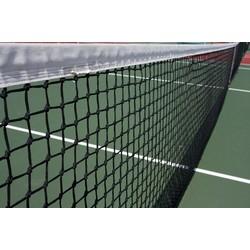 Tennisnet geknoopt budget