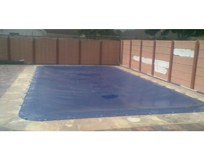 Zwembadnet