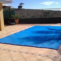 Zwembadnet maatwerk