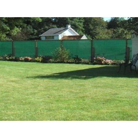 Windbreekgaas / Winddoek 100cm hoog groen