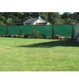 Windbreekgaas / Winddoek 200cm hoog groen