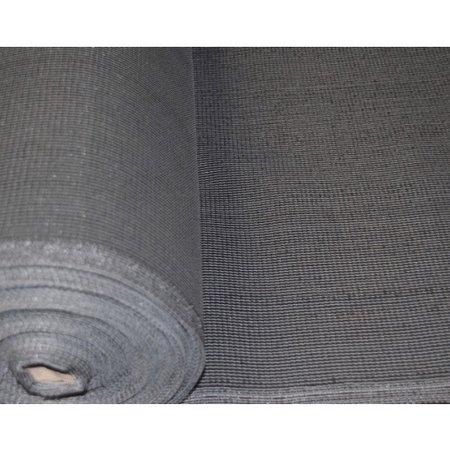 Windbreekgaas / Winddoek 100cm hoog grijs