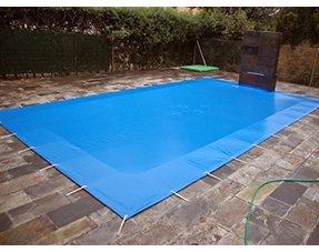 Afdekzeil zwembad standaard maten