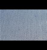 Zwembad afdeknet kleur blauw, voor een zwembad van 5x10 meter.