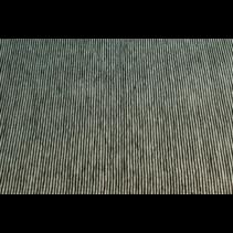 Zwembad afdeknet zwart  10x5 meter
