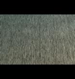 Zwembad afdeknet kleur zwart, voor een zwembad van 6x3 meter