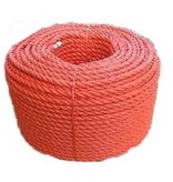 Huismerk  touw - Roop 6 mm PPE touw - per meter leverbaar