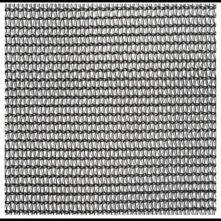 PE aanhanger gaasnet 200x100 met band en ogen