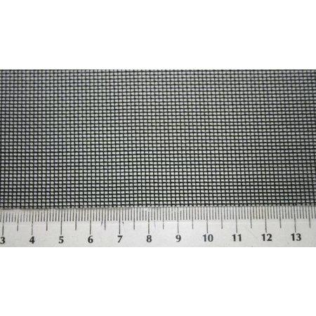 PE aanhanger gaasnet 300x180 met band en ogen