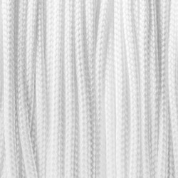 Nylon draad 3 mm wit