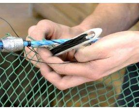 Reparatie van netten