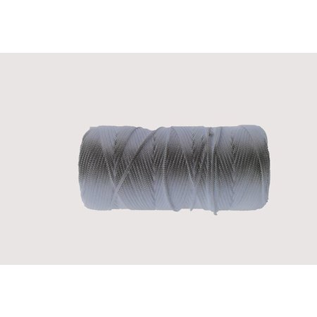 Universeel Nylon draad 3 mm wit 190 meter