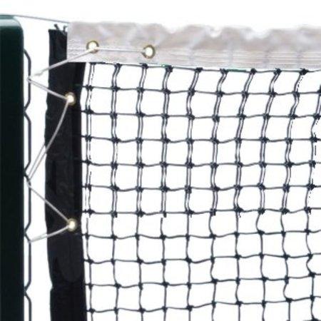 tennisnet, volgens I.T.F. en K.N.L.T.B. normeringen en maatvoeringen