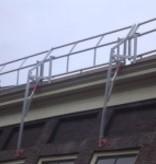 RSS Hellend dak hekwerk kantplank
