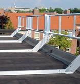 RSS Volledige set van 12 meter RSS plat dak randbeveiliging