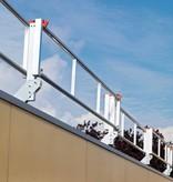 RSS Volledige set van 20 meter RSS plat dak randbeveiliging
