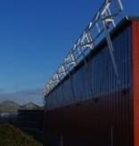 RSS Hellend dak set van 18 meter