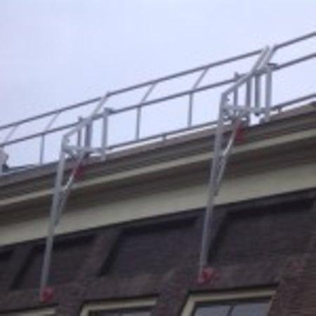 RSS Hellend dak set van 21 meter