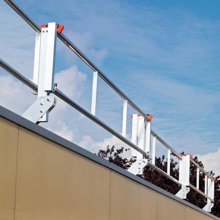 RSS Volledige set van 28 meter RSS plat dak randbeveiliging