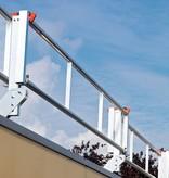 RSS Volledige set van 36 meter RSS plat dak randbeveiliging