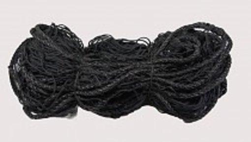 Randnet zwart