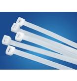 Universeel 10 pack Tie-Wrap, eenvoudige en snelle kabelbinder. 100 stuks per verpakking