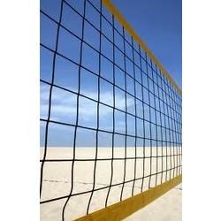 Geknoopt Beachvolleybal net