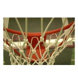Geknoopt 3 mm nylon basketbal net