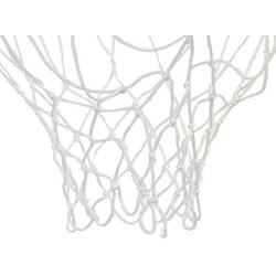 Geknoopt basketbal net