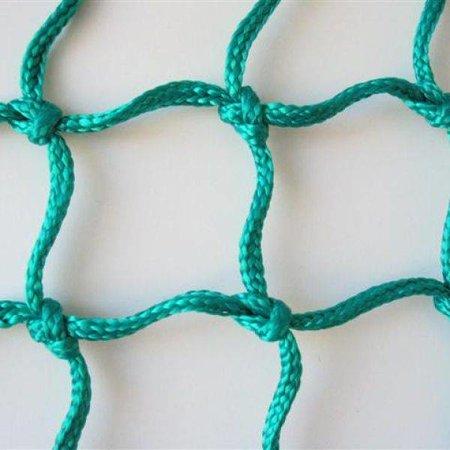 Polypropyleen netten voor een veilige discuskooi.