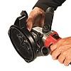 Milwaukee AGV 15-125 XE DEG-SET  1550 Watt haakse slijpmachine met stofafzuiging