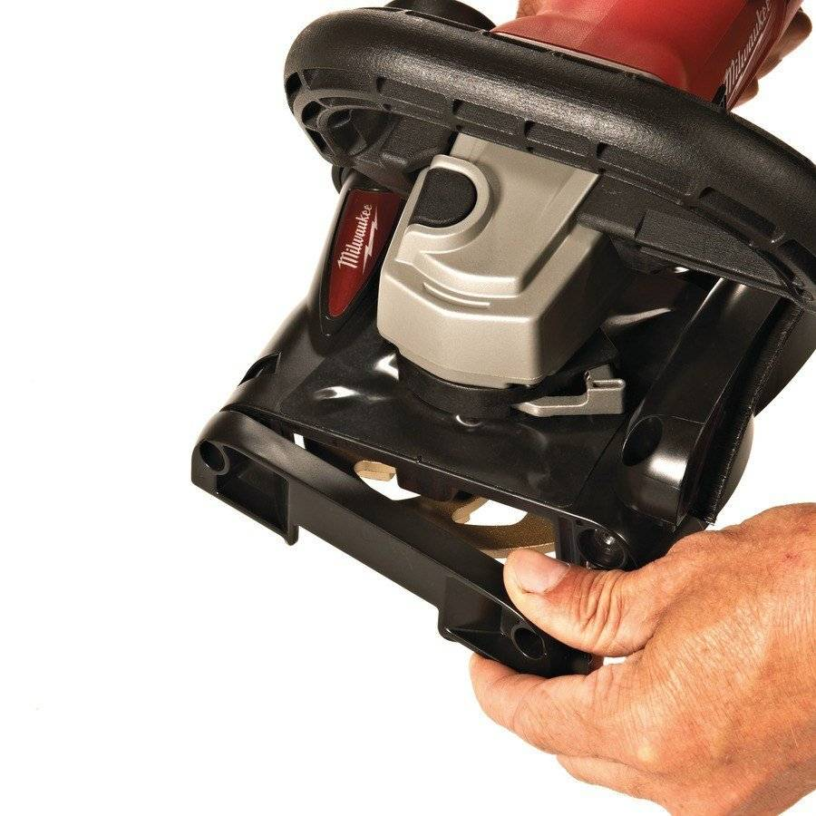 AGV 15-125 XE DEG-SET  1550 Watt haakse slijpmachine met stofafzuiging