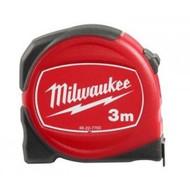 Milwaukee Rolbandmaat Slimline 3m