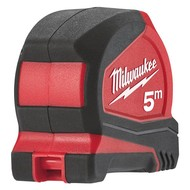Milwaukee Rolbandmaat Pro Compact 5m-25mm
