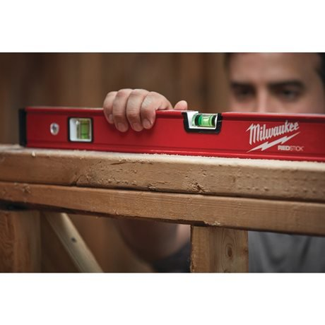 Waterpas 80cm Redstick Compact Box