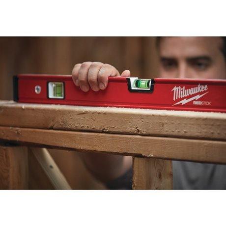 Waterpas 80cm Magnetisch Redstick Compact Box