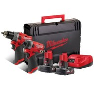 Milwaukee Milwaukee M12 FPP2A-602X Powerpack 12V/ 6.0 Ah FUEL