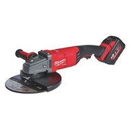Milwaukee FUEL M18 FLAG230XPDB-121C Haakse Slijpmachine 230mm 18V/ 12.0 Ah