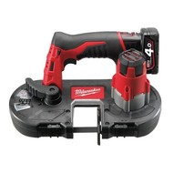 Milwaukee M12 BS-0 Bandzaagmachine 12V