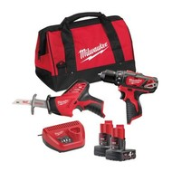 Milwaukee M12 BPP2C-402B Powerpack 12V/ 4.0 Ah