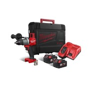 Milwaukee M18 FPD2-502X Accuboormachine FUEL 18V / 5.0 Ah