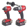 Milwaukee M18 FPP2A2-502X Powerpack 18V / 5.0 Ah