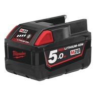 Milwaukee M28 B5 Accu M28/5.0Ah