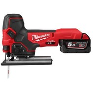 Milwaukee M18 FBJS-502X FUEL Decoupeerzaagmachine 18V/5.0Ah