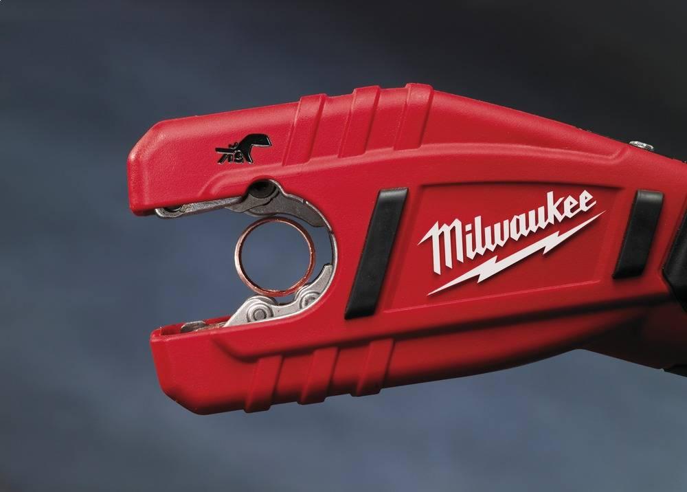 Milwaukee C12 PC Accu Pijpsnijder
