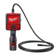 Milwaukee M12 IC AV3-201C Inspectiecamera Digitaal 12V/2.0Ah