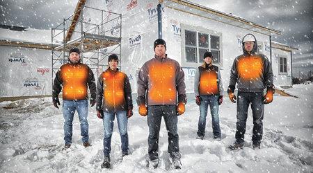 Verwarmde Kleding