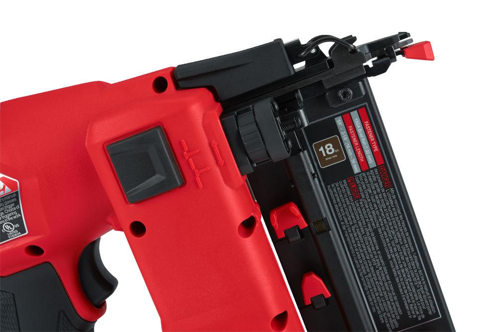 M18 FN18GS Afwerkingstacker 18V